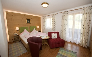 Double room in the Stammhaus