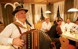 Austrian traditions at the Eggerhof