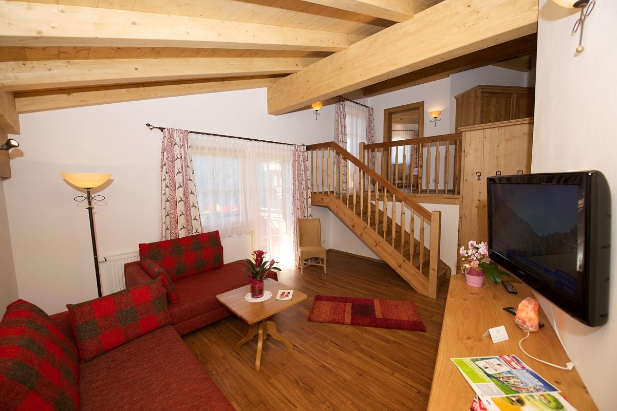 hotel der eggerhof: 3-sterne-turmsuite in saalbach, Badezimmer ideen