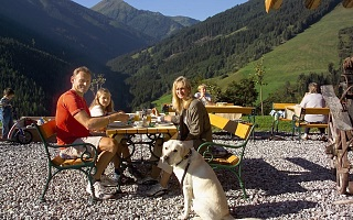 family holidays in Saalbach